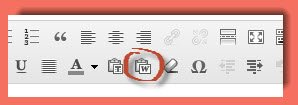 Paste from Word - the right way to paste text into WordPress